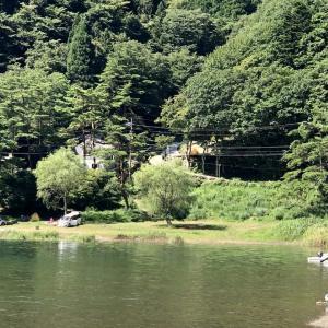 富士五湖の予約のいらない隠れたおすすめキャンプ場「精進湖キャンピングコテージ」をレポート