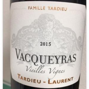 ardieu Laurent Vacoueyras Vieilles Vignes (タルデュー・ローラン ヴァケラス ヴィエイユ・ヴィーニュ)