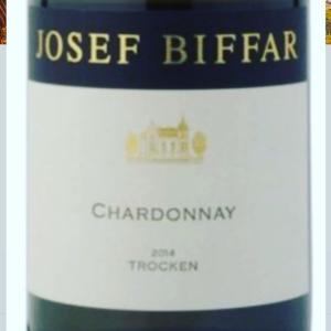 Josef Biffar Chardonnay trocken (ヨーゼフ・ビファー シャルドネ トロッケン)