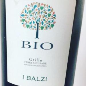 I Balzi Bio Grillo Terre Siciliane (イ・バルジ ビオ グリッロ グリッロ テッレ シチリアーネ)