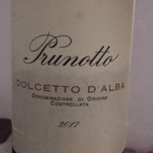 ワイン名/Prunotto Dolchet d'Alba (プルノット ドルチェット・ダルバ)