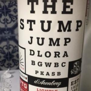 d'Arenberg The Stump Jump Lightly Wooded Chardonnay (ダーレンベルグ ザ スタンプ ジャンプ ライトリー ウディッド シャルドネ)ワインテイスティング