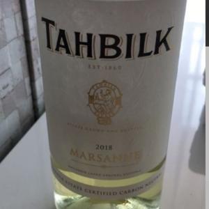 Tahbilk Marsanne (タービルク・マルサンヌ )ワインテイスティング