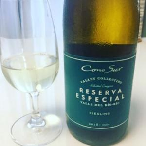 Cono Sur Riesling Reserva Especial Valley Collection (コノスル リースリング レゼルバ・エスペシャル ヴァレー コレクション)ワインテイスティング