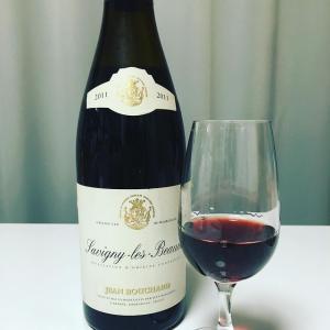 ean Bouchard Savigny-les-Beaune (ジャン・ブシャール サヴィニーレボーヌ)ワインテイスティング