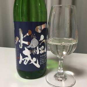 一白水成 純米吟醸 無濾過原酒 日本酒テイスティング
