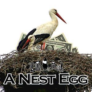 洋書に出てくる英語表現0096:a nest egg【フレーズ編79】