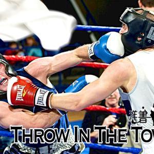 洋書に出てくる英語表現0104:throw in the towel【フレーズ編87】