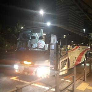 日本一短い?夜行高速バス