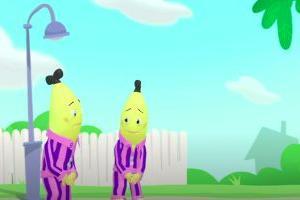 バナナのパジャマどうしたの?で英語学習