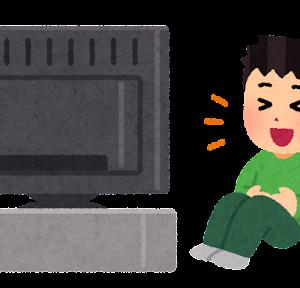 テレビの視聴時間が減少し、YouTubeなどの動画配信サービスに置き換わっていく傾向が明らかに