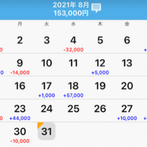 【2021年8月】今月は好調で+15万3000円も勝てた!【スロットブログ収支】