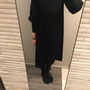 【今日の服】手持ちの洋服が似合わなくなってきた!!