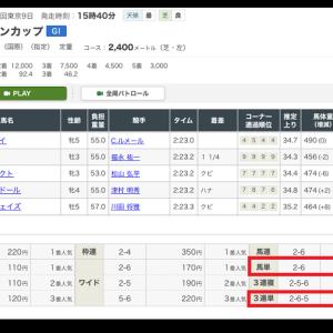 ジャパンカップ(笑)