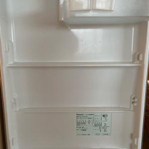 冷蔵庫のドアポケットにあった忘れ物