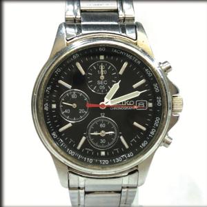 そうだ、ヤフオクで腕時計を買おう。クロノグラフを。