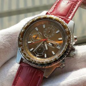 もう一つヤフオクで腕時計を買おう。休日用クロノグラフを。
