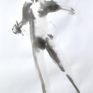 陰影で暗示的に描く練習