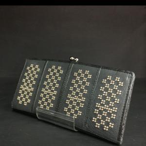 【Hisago新商品のお知らせ】がま口財布『襖fusuma・薄口』極小サイズのス...