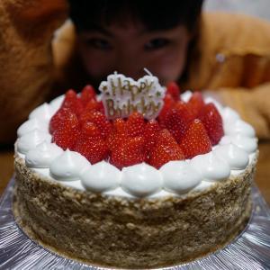 Q2 今日の写真 アルス・レゾン 誕生日ケーキ