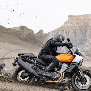 【パンアメリカ】意外と好きなバイクかもしれない