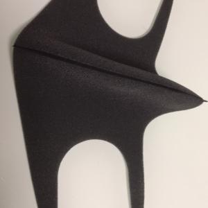 アンダーアーマーのマスク