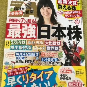 ZAI 10月号 最強日本株チェック