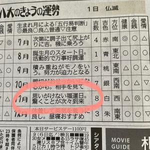 ガリガリ君、1本当り!!思いがけない福運日!?
