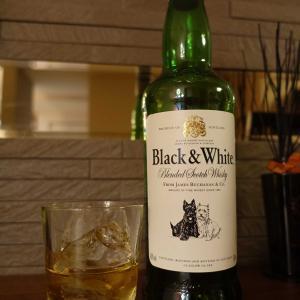 犬にまつわるお酒~ウィスキー・ブラック&ホワイト~