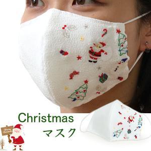 クリスマスマスクが大人気!