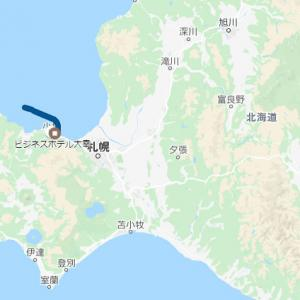 2020 北海道ツーリング08 7/23 小樽ーフェリー END