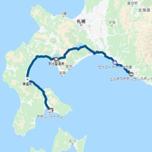 2020 北海道ツーリング06 7/21 静内ー函館