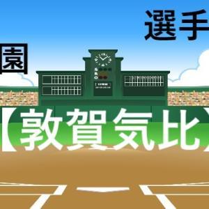 【敦賀気比】選手一覧(メンバー)│夏の甲子園2021高校野球,福井県代表の予選結果まとめ