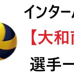 【大和南】インターハイ2021年神奈川代表│バレー部,全選手一覧と特徴のまとめ