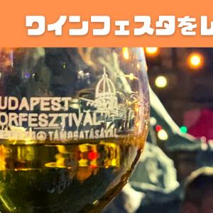 【欧州最大のワイン祭り】WINEフェスタをレポート in Budapest