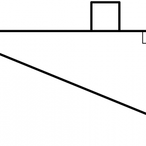 [演習]束縛条件2 斜面上の三角台