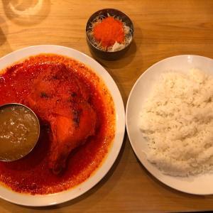 【北陸メシ】『スパイスキッチン カジャーナ 高岡店』ムルギーセットを食す。