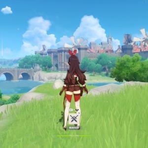 【リセマラ不要!!】最新MMO「原神」をPS4でプレイしてみた感想