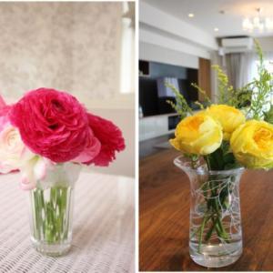 【コラム18】花のある空間で毎日に彩りを