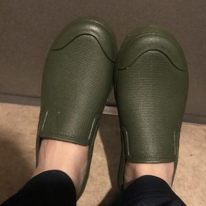 ワークマンの雨靴