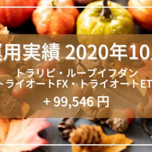 【運用実績】2020年10月