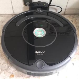 Roombaがやって来た