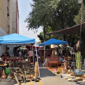 海外の蚤の市 –メキシコシティ編・Lagunilla(ラグニージャ)–