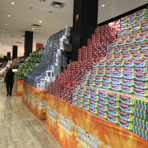 6月はメキシコスーパーの大セール –Temporada Naranja–