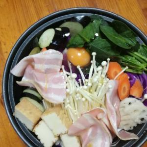 おうち夕食と久々日本酒