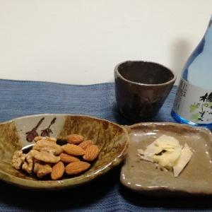 チーズのお買い物と日本酒晩酌