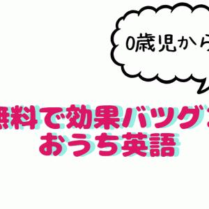 【大暴露】6ヶ月までの赤ちゃんにもおススメ!0歳児の無料でできる英語教育