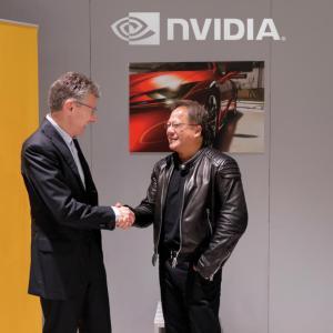 nVIDIA(NVDA)、コンチネンタル社と提携、調整後に年初来高値$250に到達!