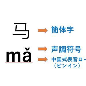 中国語を勉強するときに出てくる、ローマ字って何❓❓