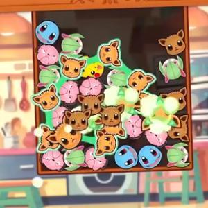 【感想・レビュー】ポケモンカフェミックスをプレイしたので評価
